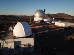 4,2m Highspeed Dome for NASA at McDonald Observatory, Texas
