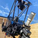 """Turnkey Telescope Installation for """"Staernwarte Gersbach"""""""