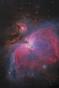 SUW 08/20: In the Heart of M42 with a C14 EdgeHD