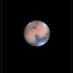Mars Opposition 2020 –The Return of the Red Planet