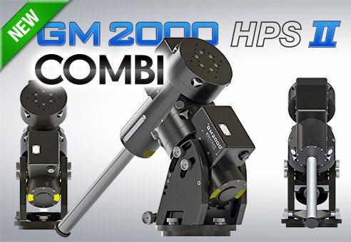 10mircron GM 2000 HPS II Combi
