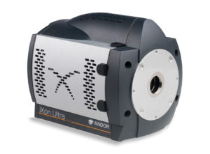 Andor's iXon Ultra EMCCDS with high sensitivity and high speed cameras