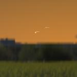 Here comes Venus...