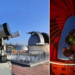 Observatory and Planetarium Rodewisch