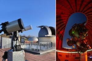 Sternwarte und Planetarium Rodewisch