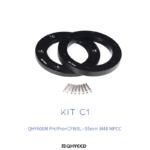 QHY Adapter-Kit C1 für QHY600M-PH CFW3L