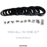 QHY All-In-One Adapter-Kit M54 für alle CMOS Kameras, CFWM-SR CFWM-US CFWL OAGM