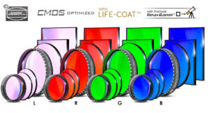 Baader L-RGB Filters – CMOS-optimized