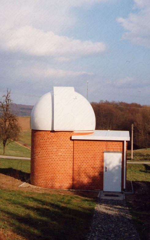 Planetarium in Kalletal