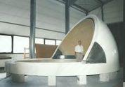 Sternwarte Klappschalen Kuppel von Baader Planetarium