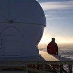 4.5 Meter AllSky-Kuppel für Dome C Antarktis - am kältesten Ort der Erde