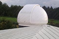 Baader Dome von Nahem in Frankfurt