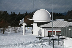 Baader Planetarium Dome Frankfurt
