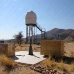 Baader Sternwarten Kuppel in Namibia