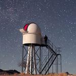 Sternwarte Rooisand Desert Ranch Namibia