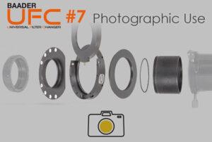 Baader Universal Filter Changer (UFC): Beispiel für den einfachen fotografischen Einsatz (Teil 7)