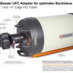 Verwendung von UFC Schnellwechsel-Vorsatzfilter für DSLR-Kameras