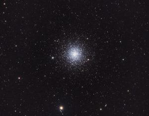 Messier 3 mit TEC 140, 0,72x-Reducer von Astro-Physics und der modifizierten Canon EOS Mark III