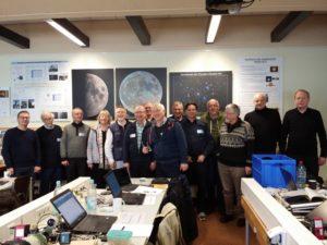 DADOS Workshop Teilnehmer