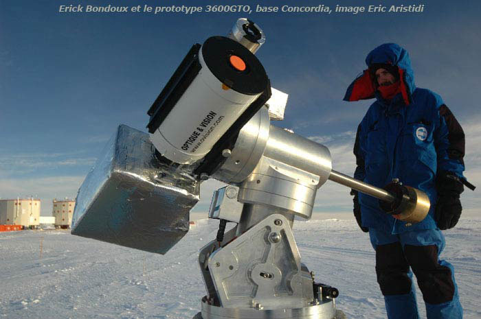 Soeben erhalten astro tech at le teleskope astronomie