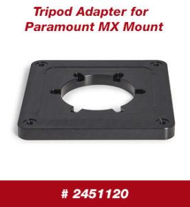 Baader Flanschkopf für Paramount MX Montierung