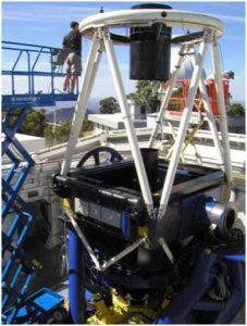 Das 2 m Faulkes Telescope in Australien