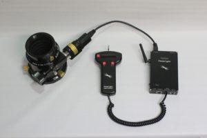 Motorunit FT 30 mit FocusLynx Steuereinheit und Handkontroller