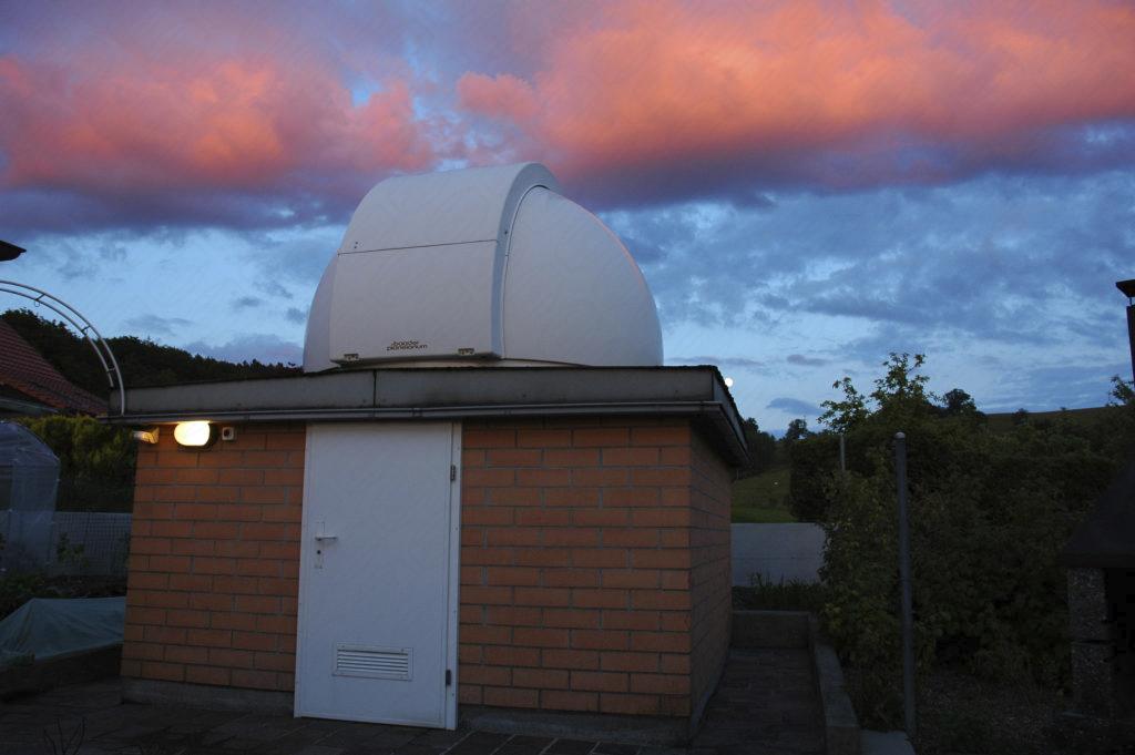 2,6 Meter Classic Dome (Spaltkuppel)