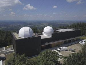 6.5m AllSky und 6.15m Classic Dome für Salzburger Sternwarte
