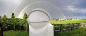2,3 Meter AllSky Dome (180° Öffnung)