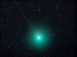 """Komet 46P/Wirtanen mit RASA 8"""" von Celestron, Michael Jäger"""