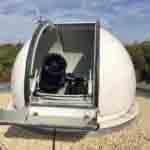 """3.2m Classic (ECO) Dome mit CDK 17"""" und GM 3000 HPS für EGN Sternwarte"""