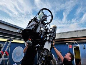 Lesen Sie mehr in unseren Beitrag: First Light am neuen 50cm-Teleskop PlaneWave CDK 20 des CFG Wuppertal