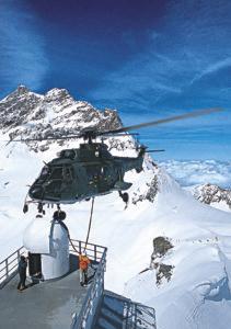 Jungfraujoch: Aerologische Station Meteoswiss