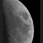 Apollo Landeplatz aufgenommen mit dem brandneuen C8-Triband - Helmut Heinicke