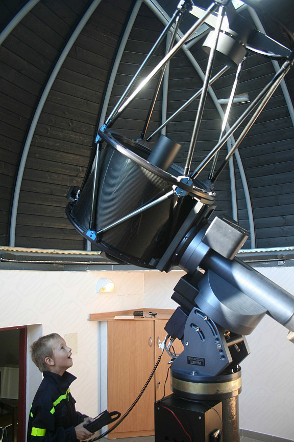 PlaneWave CDK 20 Astrograph - 10Micron GM 4000 QCI