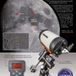 Amateurastronomie - von Apollo-Zeiten zu modernster Technik mit 10Micron
