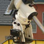 Erfahrung mit der Montierung Astro-Physics GTO-1100