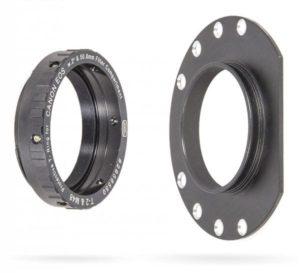 Protective T-Ring, vorbereitet für den Anschluss an den UFC S52 Schwalbenschanz-Adapter.