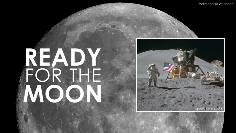 Ready for the moon: celestron.de