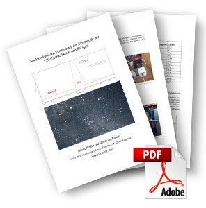 DOWNLOAD: Spektroskopische Untersuchung der LBV-Sterne Deneb und P Cygni. Jugend forscht 2019