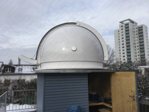 2,6 Meter Classic Dome (Spaltkuppel)