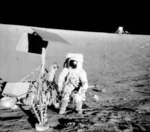 Surveyor 3, @NASA