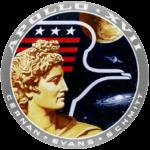 Missionslogo von Apollo 17, @NASA