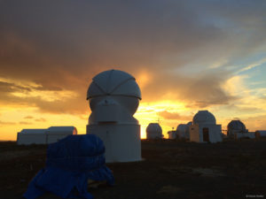 South African Astronomical Observatory (DLR)