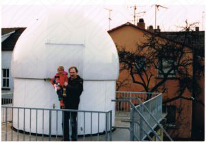 3,2 Meter Classic Dome (Spaltkuppel)