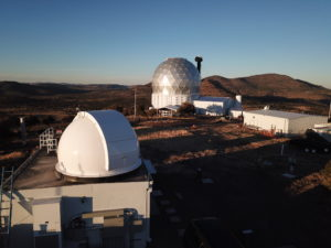 4,2m Highspeed Dome für NASA in Texas