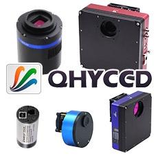 CMOS und CCD Kameras von QHYCCD