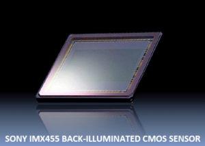 Sony IMX455 Back-Illuminated CMOS Sensor