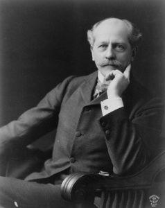 Portrait von Percival Lowell aus dem Jahr 1904. Quelle: Internet, gemeinfrei